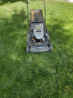 Lawn Man Mower