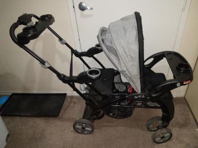 Baby Trend Sit & Stand Stroller