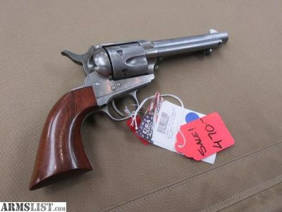 For Sale: UBERTI 1873 CATTLEMAN OLD WEST