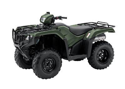 2018 Honda FourTrax Foreman 4x4 Utility ATVs Lakeport, CA