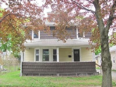 4 Bed 1.1 Bath Foreclosure Property in Binghamton, NY 13903 - Jackson St