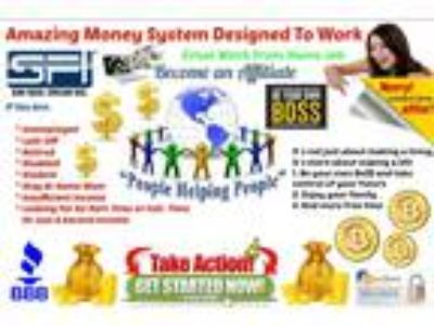 Work from home try it free! no obligation