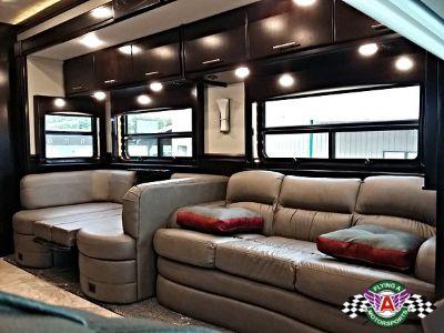 2019 Renegade Bunk Bed Model Motorhome