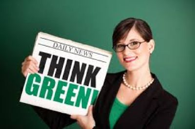 Are You a Forward Thinking Green Woman?