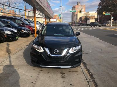 2018 Nissan Rogue AWD S (Magnetic Black)