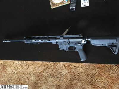 For Sale: Spikes Tactical Calico Jack AR-15