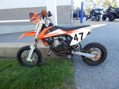 2016 KTM 50 SXS Motocross Motorcycles Concord, NH