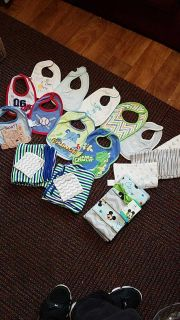 LOTS of gear for a little boy! Would make a great gift!