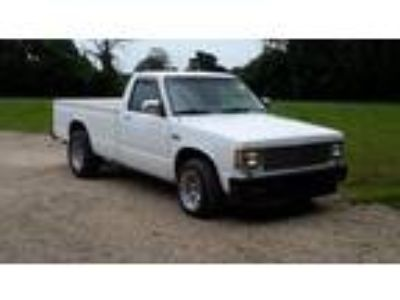 1985 Chevrolet S-10 PICKUP TRUCK NEW 307 ENGINE AUTOMATIC