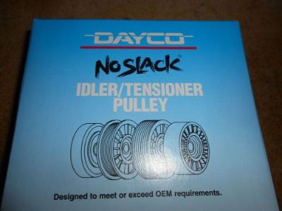 Sell NEW DAYCO IDLER/TENSIONER PULLEY 89017 motorcycle in Plymouth, Pennsylvania, United States, for US $22.00