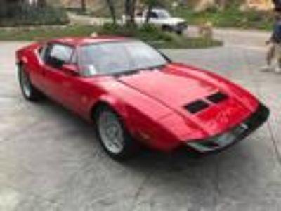 1973 De Tomaso Pantera L 351 Full Restored