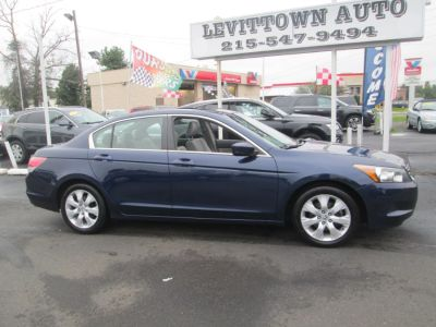 2009 Honda Accord EX-L (Royal Blue Pearl)