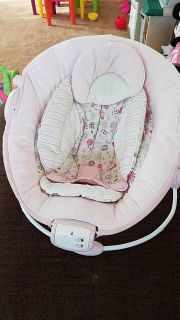Bright starts baby chair