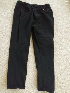 Black pants size 16S