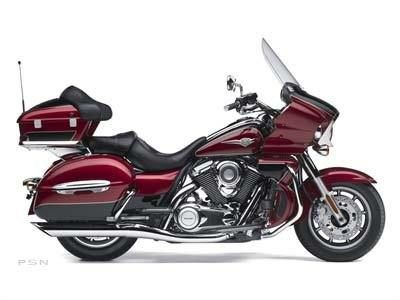 2010 Kawasaki Vulcan 1700 Voyager ABS Touring Motorcycles Highland, IN