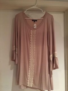 Andree boutique top size 3X