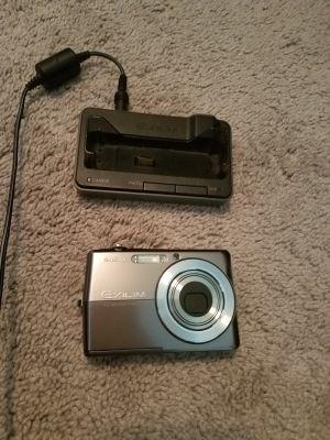 Casio Exilim 7.2 Megapixel Camera