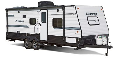2019 Coachmen Clipper Tandem Axle 21RBSS