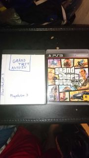 Grand Theft Auto 4 and 5, PS3