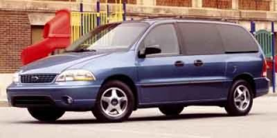 2002 Ford Windstar SEL (White)