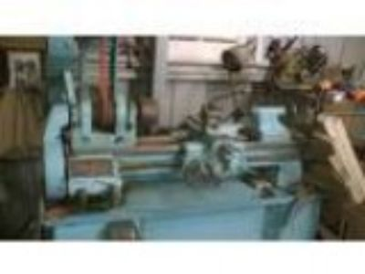 Hercus quot Model A Metal Turning Lathe