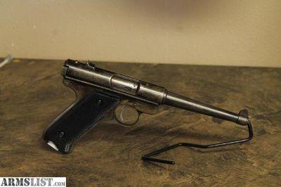 For Sale: Ruger Mark 1 22LR 1969