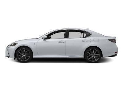 2018 Lexus GS ORT (Ultra White)