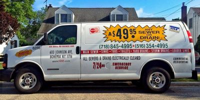A 49.95 Any Sewer or Drain, Inc