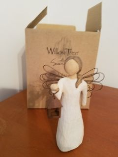 "Willow Tree ""Angel of Hope"" Figurine"