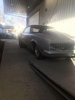 1967 camaro new 540 bbc