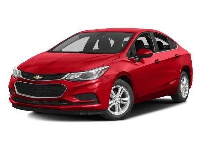 2016 Chevrolet Cruze LT (Silver Ice Metallic)