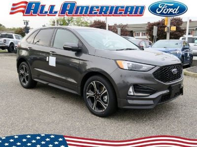 2019 Ford Edge (Magnetic Metallic)