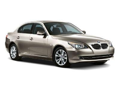 2010 BMW 5-Series 528i (Gray)