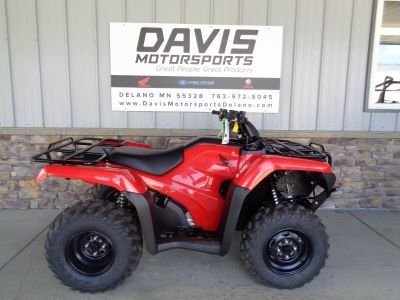 2018 Honda FourTrax Rancher 4x4 Utility ATVs Delano, MN