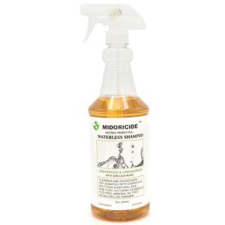 Waterless Dog Shampoo - Midoricide