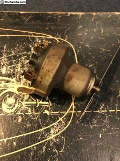 53 Oval Headlight Switch