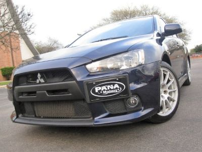 2014 Mitsubishi Lancer Evolution GSR AWD 5 Speed Manual