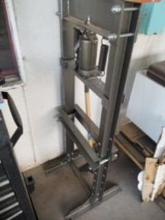 12 ton shop press