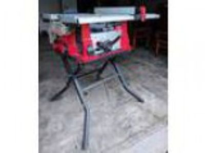 Skil in.Table Saw with Folding Stand (Lexington)