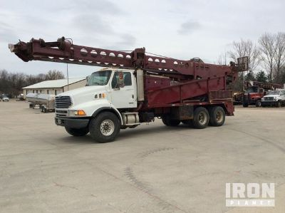 Foremost DR-12W Drilling Rig on 2003 (unverified) Sterling LT9500 T/A Truck