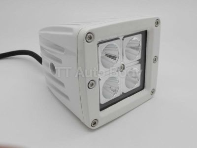 Purchase RARE NEW 16W LED FLOOD LIGHT WHITE 9-32V BOWFISHING AIRBOAT FISHING BOAT DUALLY motorcycle in Fountain Valley, California, US, for US $38.86
