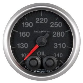 Purchase Auto Meter 5640 Elite Series; Oil Temperature Gauge motorcycle in Rigby, Idaho, United States, for US $235.95
