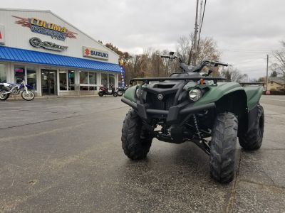 2019 Yamaha Kodiak 700 ATV Utility Coloma, MI