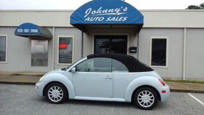 2004 Volkswagen New Beetle GLS (Blue)