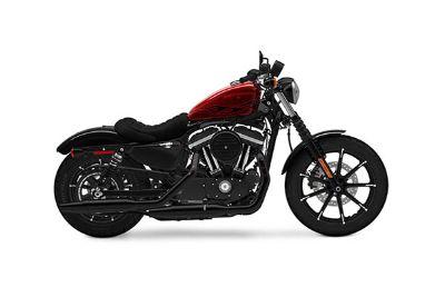 2017 Harley-Davidson Iron 883 Cruiser Motorcycles Pittsfield, MA