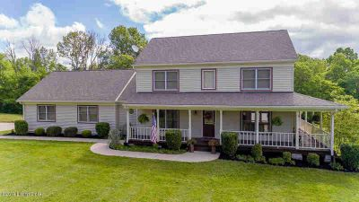 17015 Taylorsville Rd FISHERVILLE Four BR, Private county living