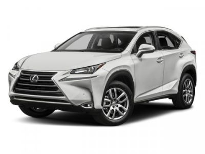 2017 Lexus NX NX Turbo (Black)