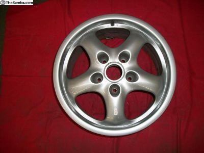 Porsche 911 carrera 993 cup 2 928 GT alloy wheel