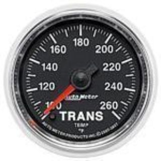 "Buy Autometer GS Series-2-1/16"" Trans Temperature 100-260 F Full Sweep Electric 3857 motorcycle in Winchester, KY, US, for US $138.49"
