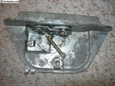 Bus sliding door rear mechanism NOS right side M-v